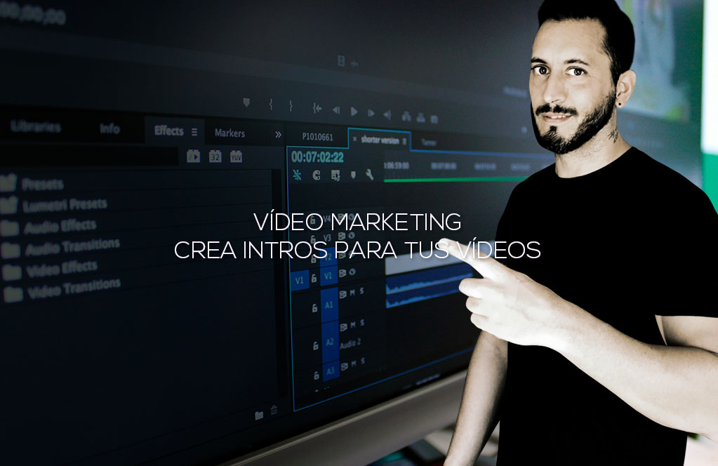 Video Marketing Crea intros para tus Videos